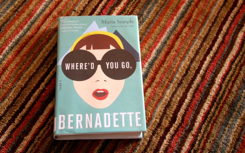 If You Don't Create, Bernadette, You Will Become a Menace to Society