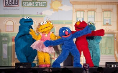Happy Birthday, Sesame Street