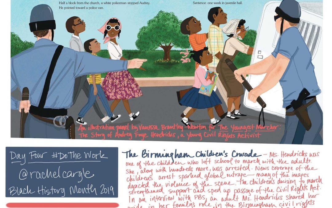 Day 4 — The Birmingham Children's Crusade